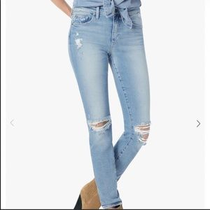 JOE'S The Icon Mid Rise Skinny Ankle Jeans NWT
